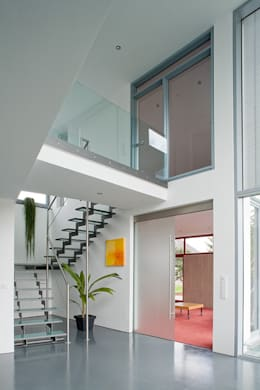 Столовые комнаты в . Автор – aaw Architektenbüro Arno Weirich
