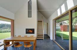 moderne Eetkamer door Möhring Architekten