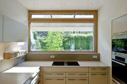 modern Kitchen by Möhring Architekten