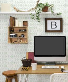 Muren & vloeren door MUES design