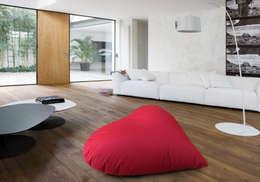 modern Living room by design Inmovimento