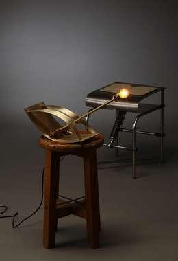 metronome: 에코핸즈의  서재/사무실