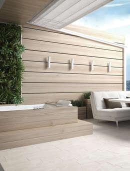 Projekty,  Taras zaprojektowane przez VITTA-GROUP