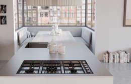 modern Kitchen by Del Tongo