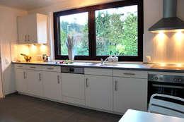 moderne Keuken door wohnhelden Home Staging