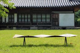 굽이굽이: 수수공방의  정원