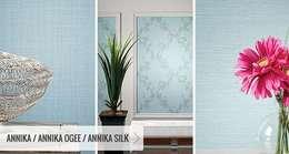 SK Concept Duvar Kağıtları ve Kumaş  – US Vinyl Annika:  tarz Duvarlar