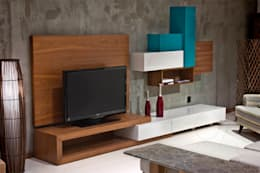 modern Living room by Archidecors