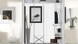 Architecture d'intérieur - Appartement Bordeaux, France: Dressing de style de style Moderne par Sandra Hisbèque