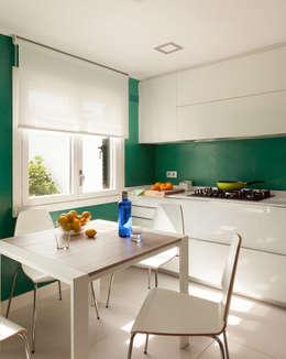 Projekty,  Kuchnia zaprojektowane przez ESTER SANCHEZ LASTRA