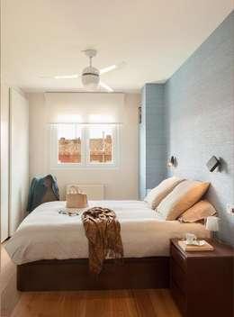 minimalistic Bedroom by ESTER SANCHEZ LASTRA