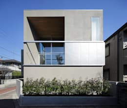 ∩∪ (and or): 岩崎整人建築設計事務所 (Iwasaki Architect and associates)が手掛けたベランダです。