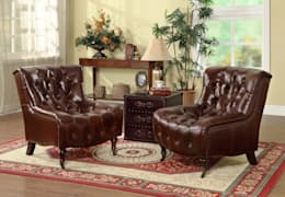 Locus Habitat: klasik tarz tarz Oturma Odası