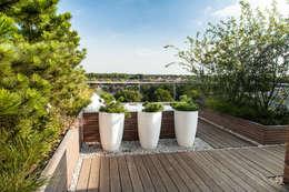 Terrazas  de estilo  por Studio REDD exclusieve tuinen