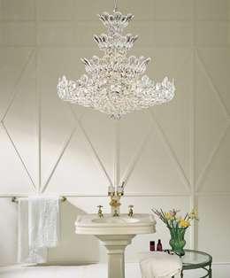 classic Bathroom by Highlight Aydınlatma