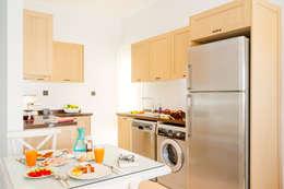Kıbrıs Developments – Escape Homes Exclusive : akdeniz tarzı tarz Mutfak