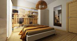 modern Nursery/kid's room by Niyazi Özçakar İç Mimarlık