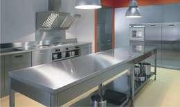 Projekty,  Kuchnia zaprojektowane przez bettini design