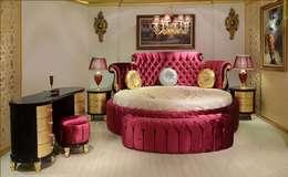 Asortie Mobilya Dekorasyon Aş.  – HAYAL YATAK ODASI : klasik tarz tarz Yatak Odası