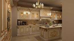classic Kitchen by Asortie Mobilya Dekorasyon Aş.
