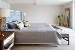Escapefromsofa – OLABELLA // RESIDENTIAL PROJECT: modern tarz Yatak Odası
