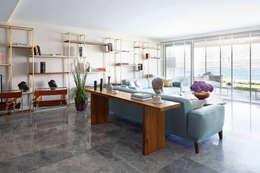 Escapefromsofa – OLABELLA // RESIDENTIAL PROJECT: modern tarz Oturma Odası