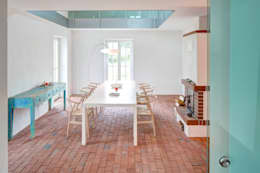 classic Dining room by Dr. Michael Flagmeyer Architekten