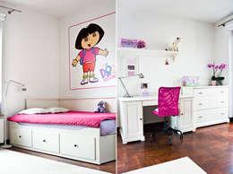 Детские комнаты в . Автор – Miśkiewicz Design For Kids