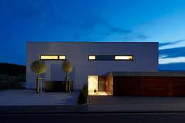 Projekty,  Dom wielorodzinny zaprojektowane przez Fachwerk4 | Architekten BDA