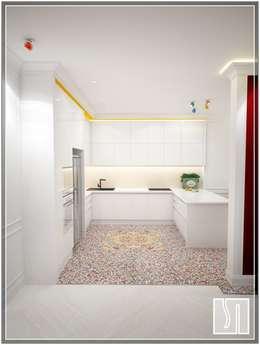 кухня: Кухни в . Автор – Студия дизайна Светланы Исаевой