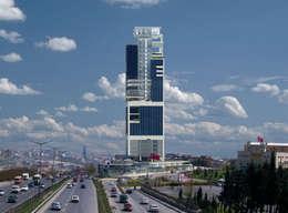 Metin Hepgüler – Skyport:  tarz Ofisler ve Mağazalar