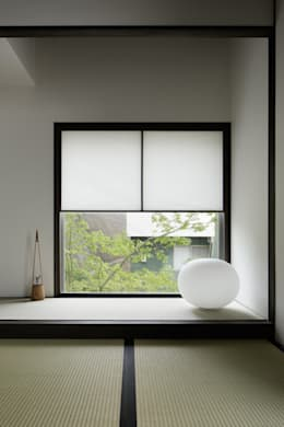 床の間~甲府 I さんの家: atelier137 ARCHITECTURAL DESIGN OFFICEが手掛けた和室です。
