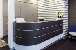 عيادات طبية تنفيذ Natasha Fowler Design Solutions