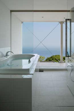 ห้องน้ำ by atelier137 ARCHITECTURAL DESIGN OFFICE