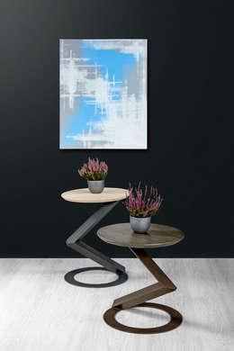 Zen: Soggiorno in stile in stile Moderno di Lestrocasa Firenze
