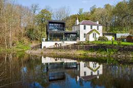 Dean Cottage, Eddleston:   by Chris Humphreys Photography Ltd