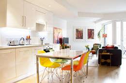 منازل تنفيذ Bhavin Taylor Design