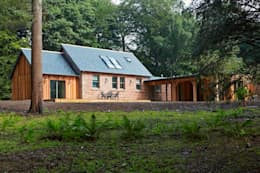 country Houses by Architects Scotland Ltd