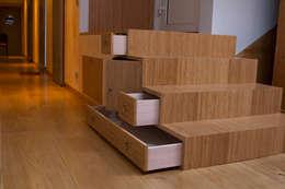 6 trucs pour am nager et dynamiser sa cage d 39 escalier. Black Bedroom Furniture Sets. Home Design Ideas