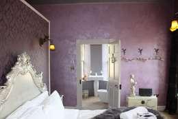 Hotels door Architects Scotland Ltd