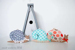 scandinavian Nursery/kid's room by Mundo Raquel