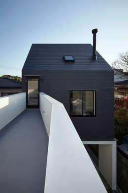 松本建築事務所/MA2 ARCHITECTS의  주택