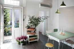 Salon de style de style Moderne par marta novarini architetto