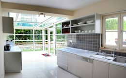 modern Kitchen by 5 dakika Deneyim Tasarımı / Experience Design