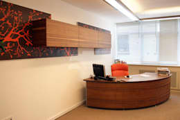 5 dakika Deneyim Tasarımı / Experience Design – Akare Ofisi:  tarz Ofis Alanları