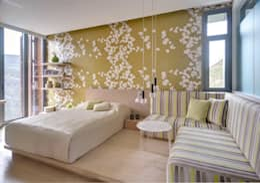 Phòng ngủ by Paker Mimarlık