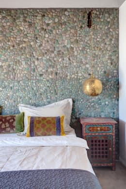 eclectic Bedroom by Kabaz