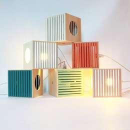 Projekty,  Jadalnia zaprojektowane przez Good Morning Design