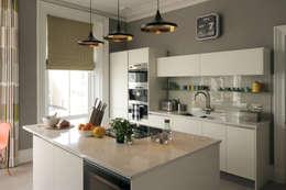 Кухни в . Автор – ABN7 Architects