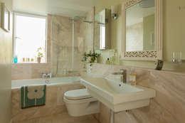 modern Bathroom by Dittrich Hudson Vasetti Architects